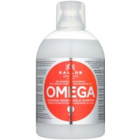 Regenerating Shampoo With Omega-6 Complex And Macadamia Oil