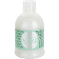 зволожуючий шампунь з екстрактом водоростей та миглалевою олійкою