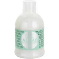 Moisturizing Shampoo With Algae Extract And Olive Oil