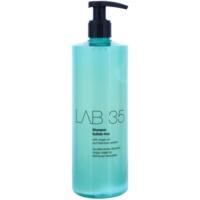 Shampoo ohne Sulfat und Parabene