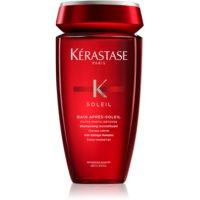 Kérastase Soleil šampón pre regeneráciu farbených vlasov vystavených slnku, slanej a chlórovanej vode