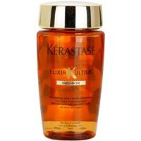 bogati oljasti šampon za močne, grobe in suhe lase