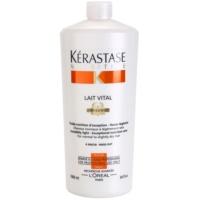 leichte nährende Pflege für normales bis leicht trockenes Haar