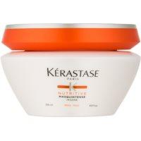 máscara nutritiva para cabelo seco e sensível