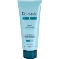 ľahká intenzívna starostlivosť s posilňujúcimi účinkami pre oslabené a ľahko poškodené vlasy a rozštiepené končeky