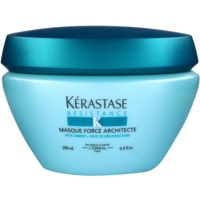 Strengthening Mask for Damaged and Fragile Hair and Split Ends