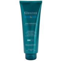champô renovador para cabelos danificados e quimicamente tratados