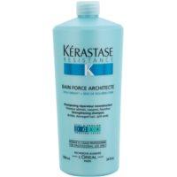 stärkendes Shampoo für dünnes, gestresstes Haar