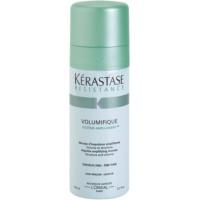 espuma de cabelo para volume duradouro
