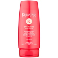 Mask For Hair Stressed By Sun