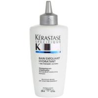 șampon împotriva matreții pentru scalpul uscat