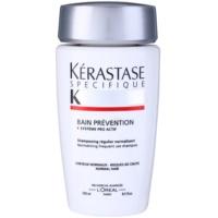 champô de uso frequente para a prevenção da queda de cabelo