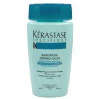 відновлюючий шампунь для чутливої шкіри голови