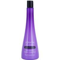 condicionador para cabelos crespos e inflexíveis