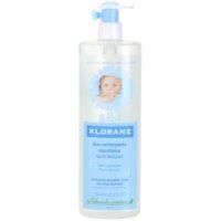 agua micelar limpiadora para niños