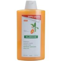 Klorane Mangue champô nutritivo para cabelo seco