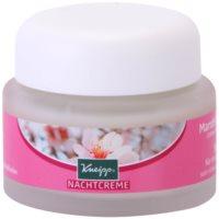 crema facial de noche para pieles secas y sensibles
