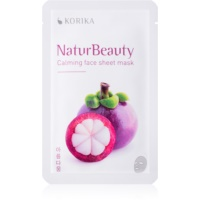 KORIKA NaturBeauty Calming Face Sheet Mask