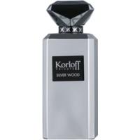 Korloff Korloff Private Silver Wood Eau de Parfum für Herren 88 ml