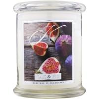 Kringle Candle Oak & Fig vela perfumado 411 g
