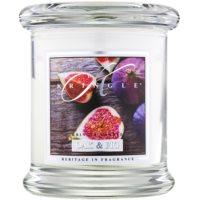 Kringle Candle Oak & Fig vela perfumada  127 g