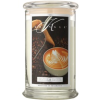 Kringle Candle Vanilla Latte illatos gyertya  624 g