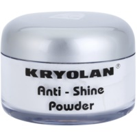 Fixation Powder With Matt Effect