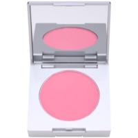 kompaktes Rouge mit Pinsel und Spiegel