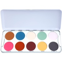 Eyeshadow Palette with 10 Shades