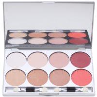 paleta senčil za oči 8 barv z ogledalom in aplikatorjem
