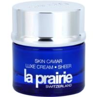Lifting Cream With Caviar