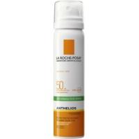 La Roche-Posay Anthelios spray revigorant pentru față anti-strălucire SPF50