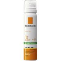 La Roche-Posay Anthelios spray rinfrescante viso contro la pelle lucida SPF 50