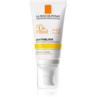 La Roche-Posay Anthelios Sun Intolerance upokojujúci ochranný krém pre veľmi citlivú a intolerantnú pleť SPF 50+
