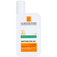 La Roche-Posay Anthelios AC ochranný zmatňujúci fluid na tvár SPF 30