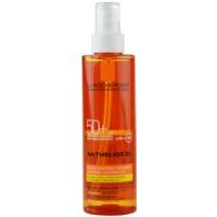 aceite solar nutritivo  SPF 50+