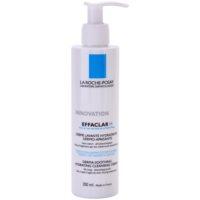 hydratačný čistiaci krém pre problematickú pleť, akné