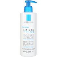 La Roche-Posay Lipikar Syndet AP+ kremiges Reinigungsgel Gegen Reizungen und Jucken der Haut