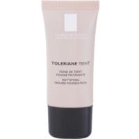 La Roche-Posay Toleriane Teint матираща пяна за смесена и мазна кожа