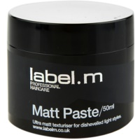Matte Paste For Definition And Shape