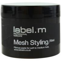 crema para dar definición al peinado fijación media