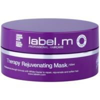 máscara revitalizadora para cabelo