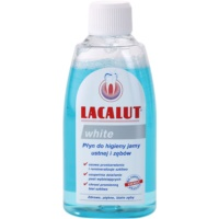 Mouthwash With Whitening Effect