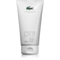 Lacoste Eau de Lacoste L.12.12 Blanc sprchový gél pre mužov 150 ml (bez krabičky)