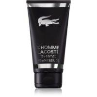Lacoste L'Homme gel de dus pentru barbati 150 ml