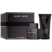 Lalique Encre Noire for Men set cadou