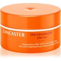 Lancaster Tan Maximizer гел-крем за удължаване на тена за чувствителна кожа