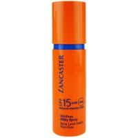 Lancaster Oil Free Spray leite solar em spray SPF 15