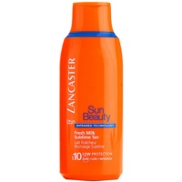 Lancaster Sun Beauty mleczko do opalania SPF 10