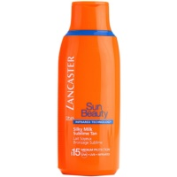 Lancaster Sun Beauty mleczko do opalania SPF 15